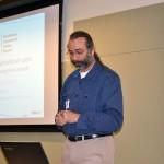 Keynote speaker Dr. Stephen Sprigle